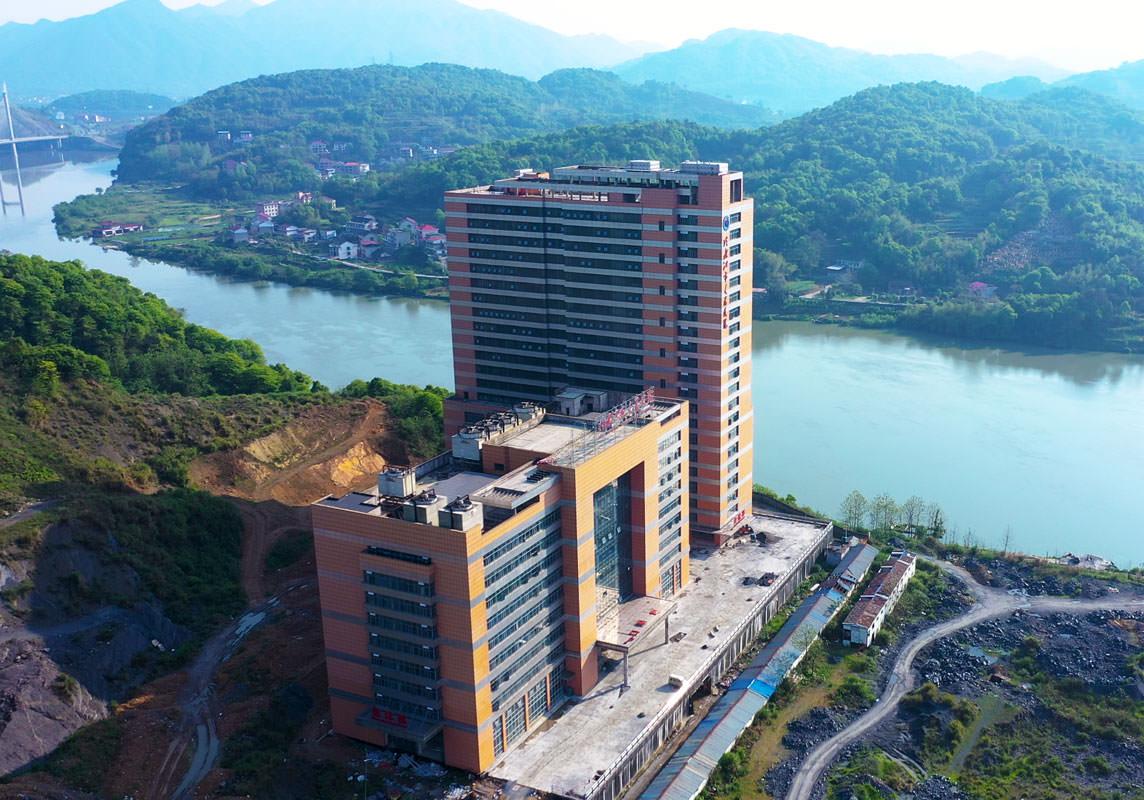 冷水江市人民医院 360测试