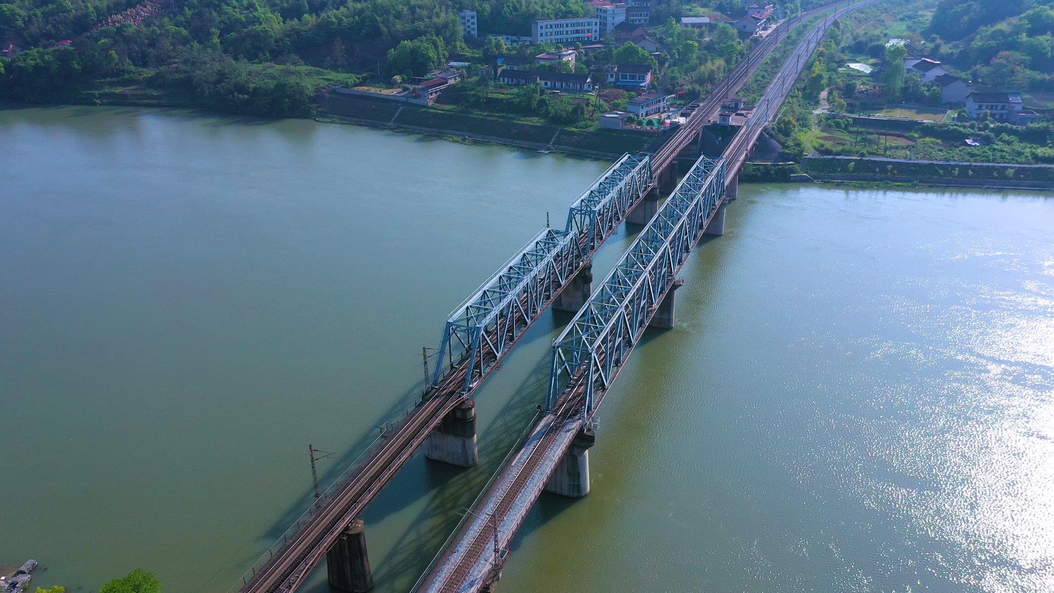铁路桥梁 360测试